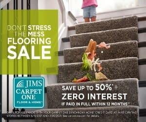 JIMS Carpet One - Fort Dodge, IA